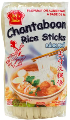 Chef's Choice Rice Sticks (4 kinds)