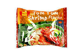 Tom Yum Shrimp Noodle (Box)