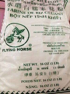 FLYING HORSE GLUTINOUS RICE FLOUR