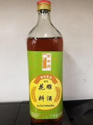 LILY BRAND HUA TIAO COOKING WINE 花雕料酒