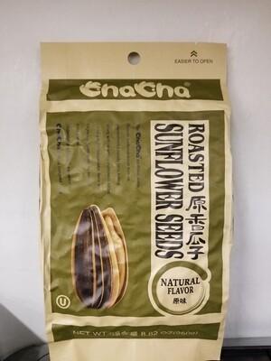 CHACHA SUNfLOWER SEEDS ROASTED ORIGINAL 原味香瓜子