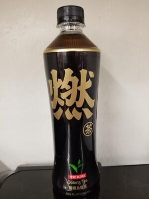 GENKI FOREST OOLONG TEA ZERO SUGAR 元氣森林烏龍茶