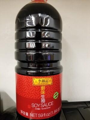 LKK SOY SAUCE 李錦記鮮味生抽