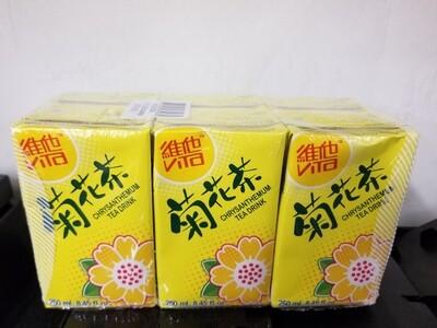 VITA CHRYSANTHEMUM DRINK 維他菊花茶