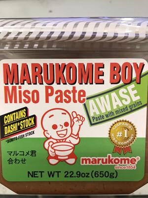 Marukome boy awase miso paste