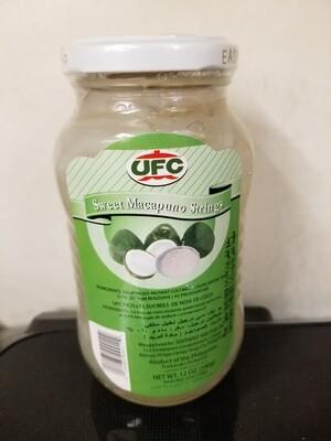 UFC SWEET MACAPUNO STRINGS