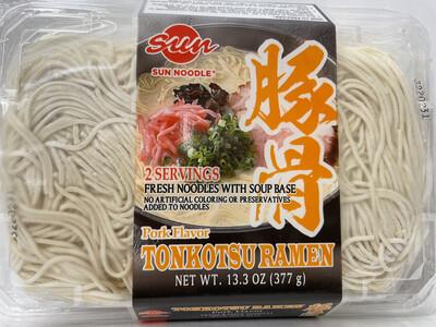 Sun noodle ramen ( 2 flavors )