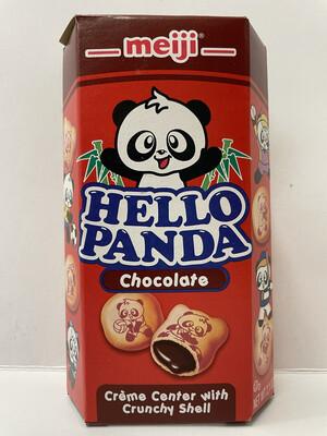 Hello panda (3 flavors)