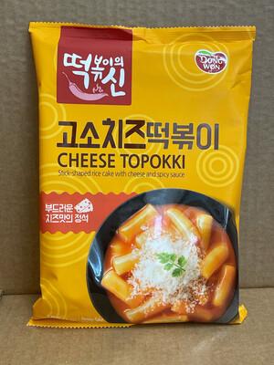 DonWon Cheese Topokki