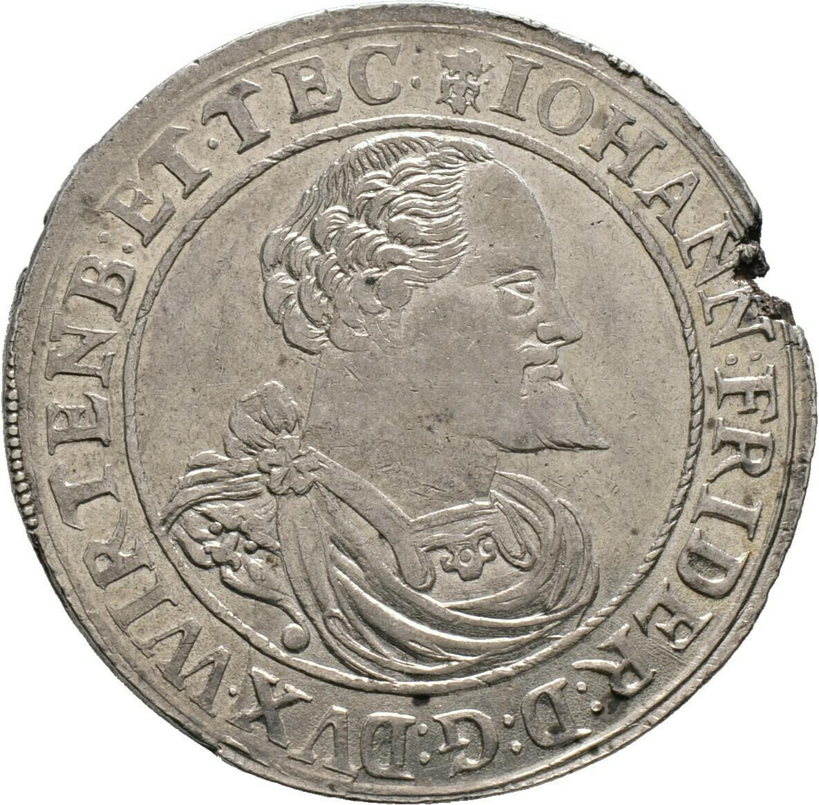 Taler 1625, Württemberg