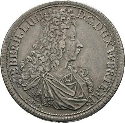 Taler 1694, Württemberg