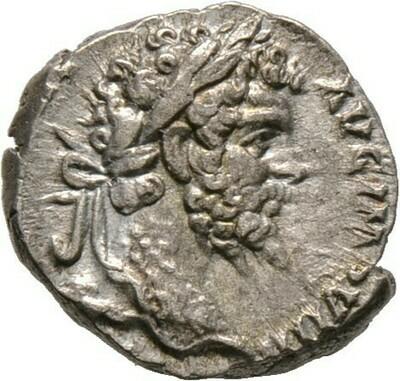 Denar 197, Septimius Severus, Kaiserzeit