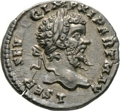 Denar, Septimius Severus, Kaiserzeit