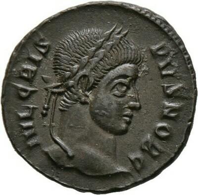 AE-Folles, Crispus Caesar 317-326, Kaiserzeit