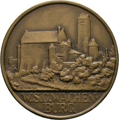 Bronzemedaille 1913, Baden-Wachenburg