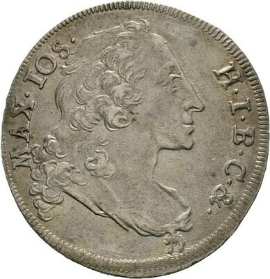 12 Kreuzer 1752, Maximilian III., Bayern