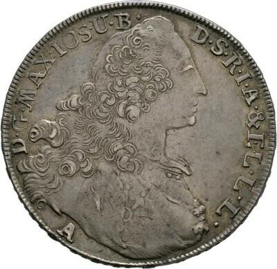 Madonnentaler 1770, Maximilian III., Bayern