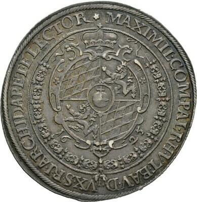 Madonnentaler 1625, Maximilian I., Bayern