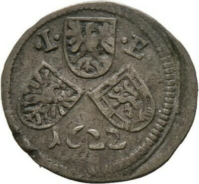 Kreuzer 1622, Brandenburg-Ansbach