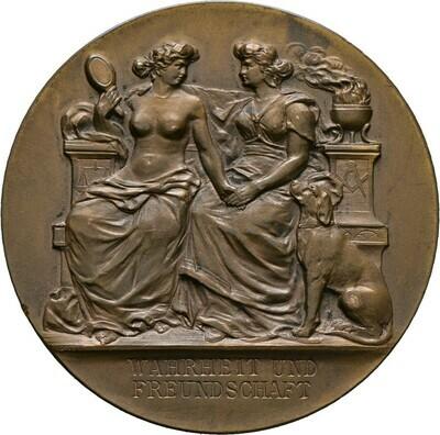 Bronzemedaille 1903, Fürth, Stadt