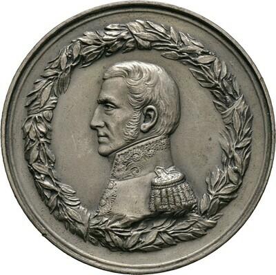 Versilberte Bronzemedaille 1902, Argentinien