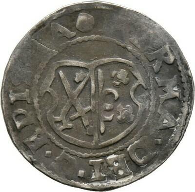 Ferding 1554, Hermann III. Wesel, Baltikum- Dorpat, Bistum