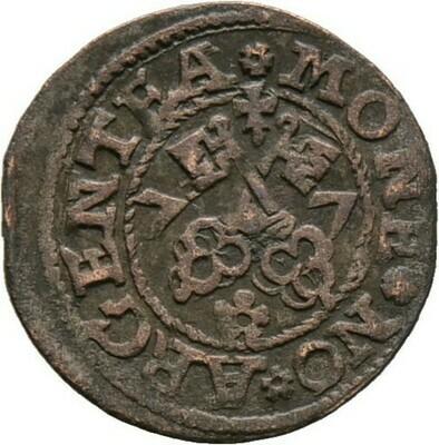 Schilling 1577, Baltikum-Riga, Stadt