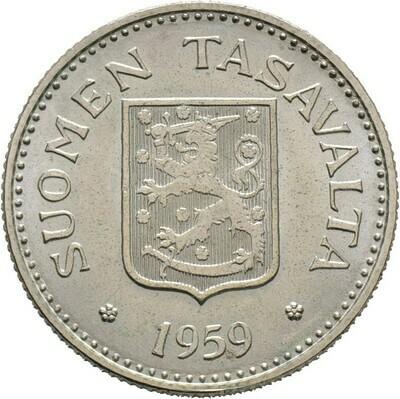 200 Markka 1959, Finnland-Republik
