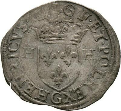 Douzain 1586, Henri III., Frankreich