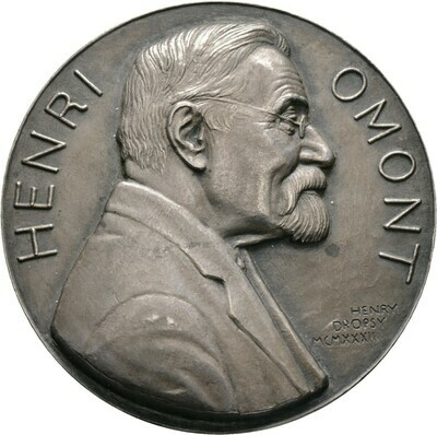 Mattierte Silbermedaille 1932, 3. Republik, Frankreich