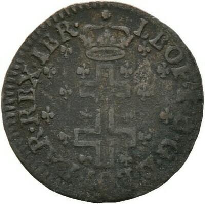 Liard 1727, Leopold I., Frankreich-Lothringen