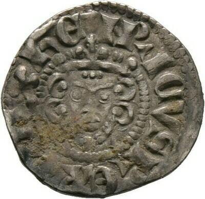 Penny o.J. (1247-72), Henry III., Großbritannien