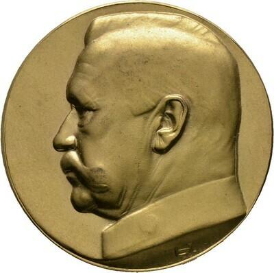 Medaillen auf Hindenburg