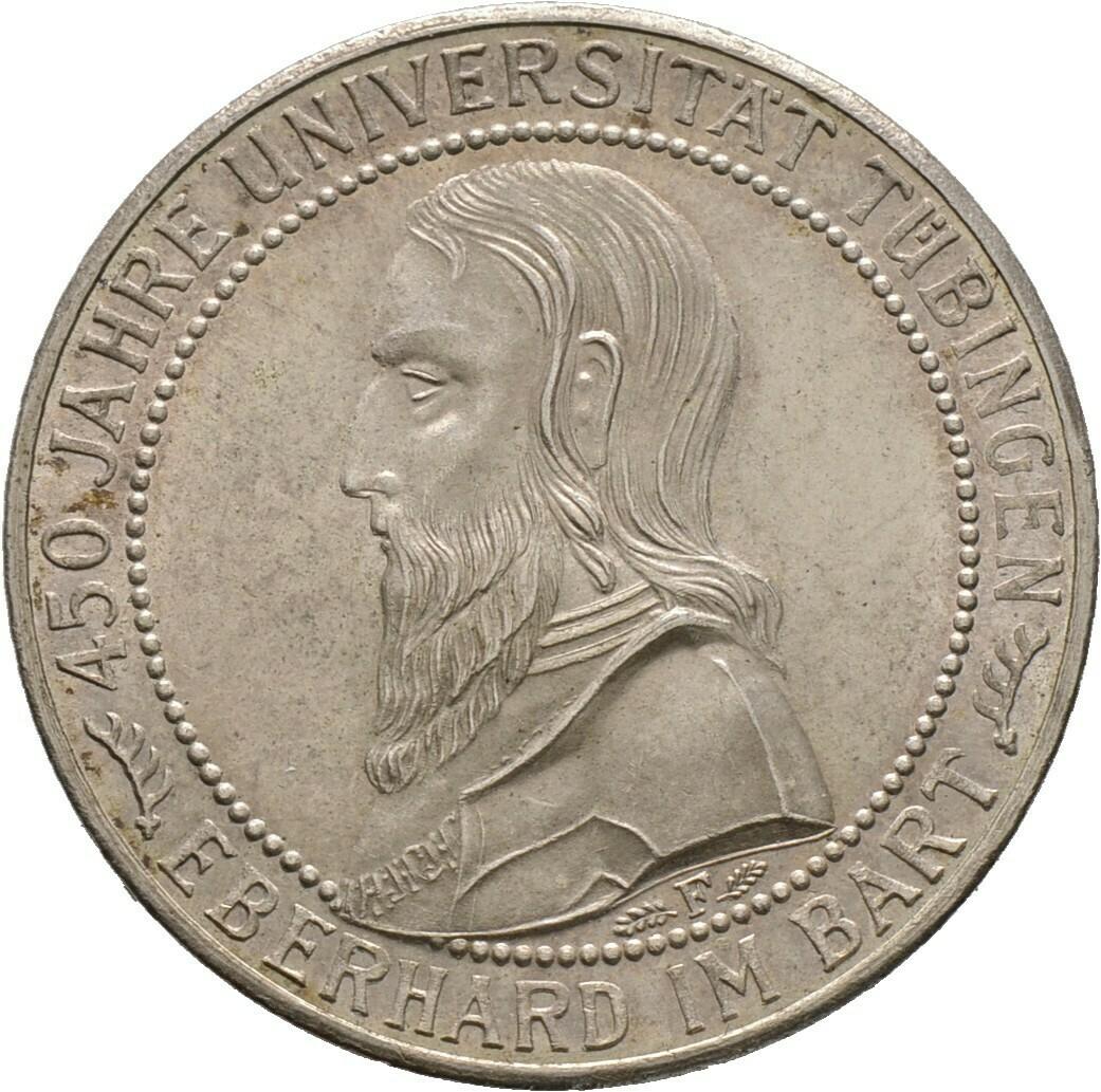 5 Reichsmark 1927, Weimarer Republik