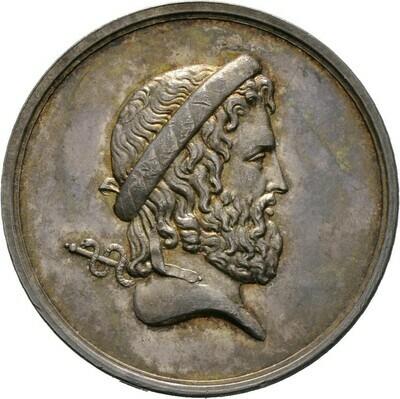 Silberne Prämienmedaille o.J., Napoleon III., Frankreich
