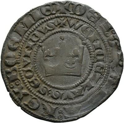 Prager Groschen o.J., Wenzel II. 1278-1305, Böhmen