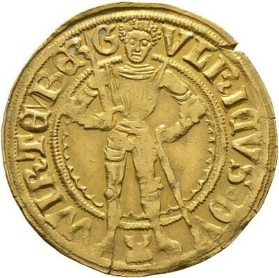 Goldgulden o.J. (ab 1501), Herzog Ulrich 1498-1550, Württemberg