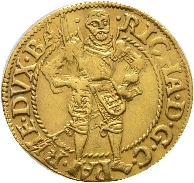 Dukat 1576, Richard 1569-1598, Pfalz-Simmern