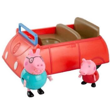 Carro Da Familia Peppa Pig 2304 Sunny
