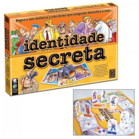 Identidade Secreta 1511 Grow