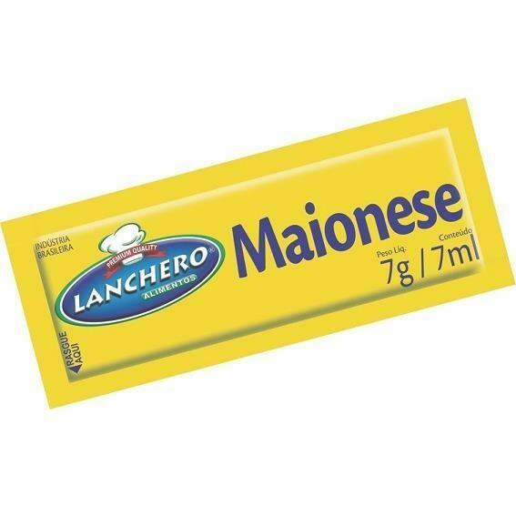 Maionese Sache Lanchero C/180 X 7G 1.260Kg