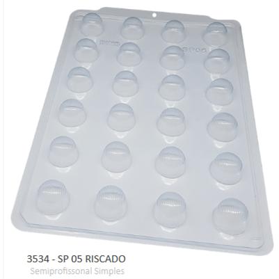 Forma Simples Sp 05 Riscado 3534 - Bwb