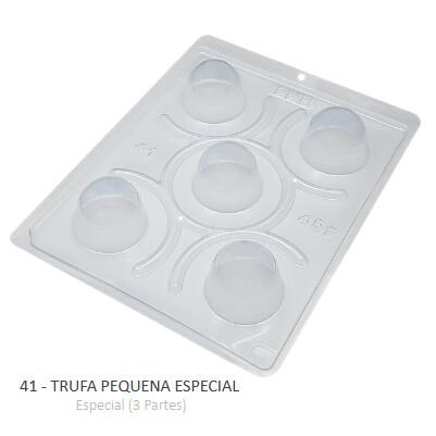 Forma Especial Trufa Pequena 41 - Bwb