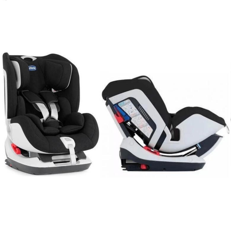 Cadeira Para Auto Seat Up 012 Jet Black  Chicco