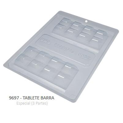 Forma Especial Tablete Barra 9697 - Bwb