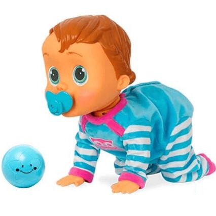 Boneca Baby Wow Br582 - Multikids