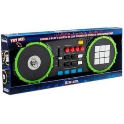 Dj Mixer Br1175 Multikids
