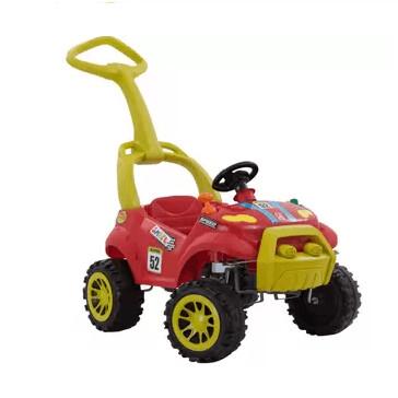 Smart Passeio E Pedal Vermelho 461 Brinquedos Bandeirante