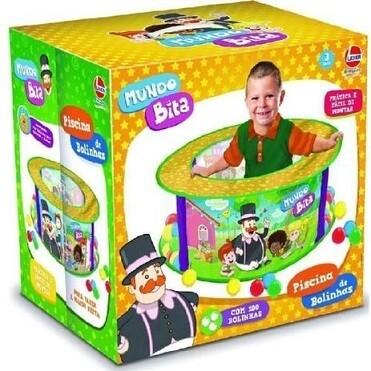 Piscina De Bolinhas Bita 2863 Lider Brinquedos