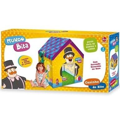 Casinha Bita 2862 Lider Brinquedos